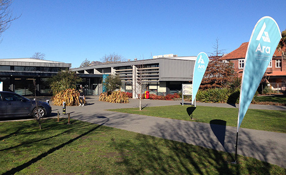 Christchurch woolston campus